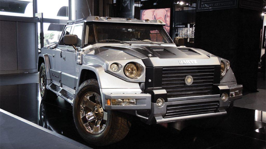 best bulletproof cars