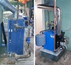 gas boiler company